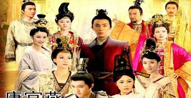 唐宮燕 第40集 Women of the Tang Dynasty Ep40