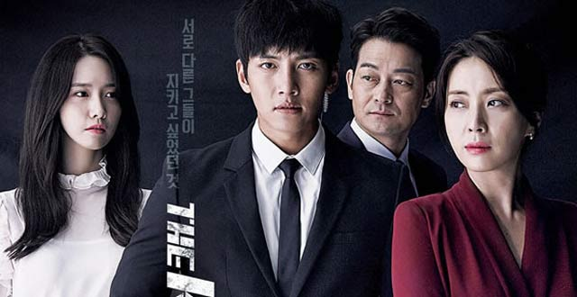 THE K2 第16集 THE K2 Ep16